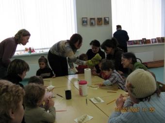 01 февраля 2007 г. - Наши занятия