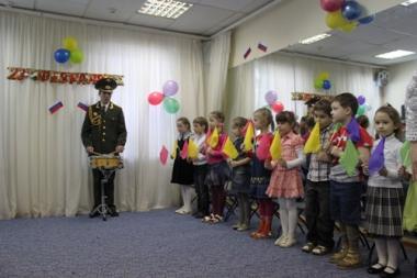 22 февраля 2012 г. - День Защитника Отечества