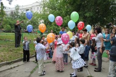 23 мая 2012 г. - Выпускной